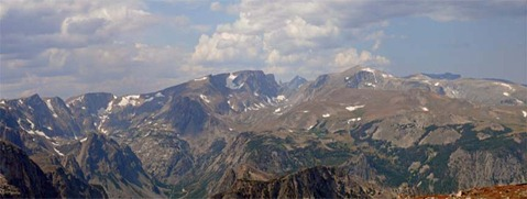 Beartooth Hwy Panorama