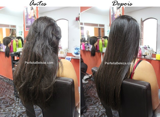 hidratação magnific hair de impacto