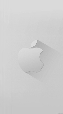 Apple logo iphone6 wallpaper
