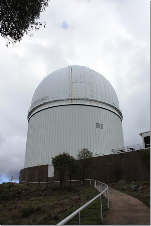 Jan S Blog Siding Spring Observatory Coonabarabran Nsw