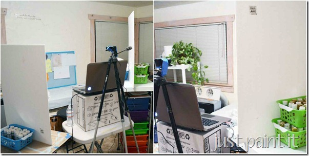 DIY video lighting 20