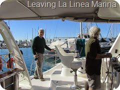 003 Leaving La Linea