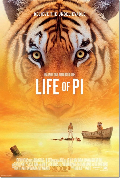 Life of Pi ชีวิตอัศจรรย์ของพาย [พากย์ไทย HD]