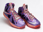 nike lebron 10 gr allstar galaxy 10 02 Release Reminder: Nike LeBron X All Star Limited Edition