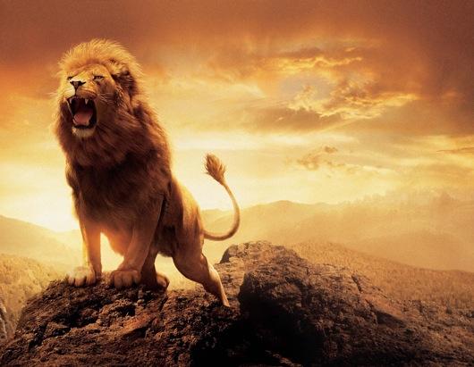 Aslan roar
