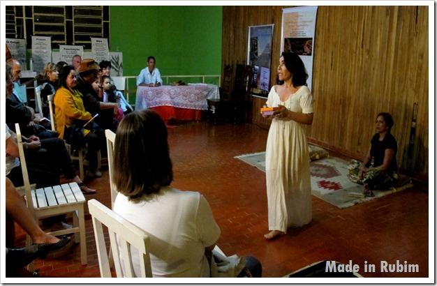 Noite de histórias com Alba Dutra, Luciana Peixoto e  Gaby de Almeida