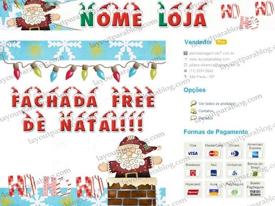 Kit Free Natal