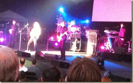 Weird Al Concert 7-9-11