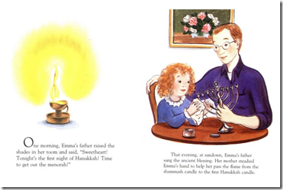 Light The Lights! A Story About Celebrating Hanukkah And Christmas, by Margaret Moorman
