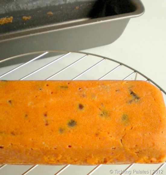 Eggless Fruit Cake-1