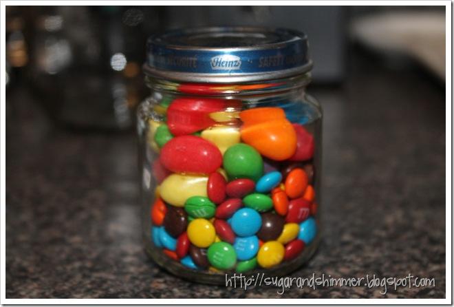 Baby Food Jar Favour