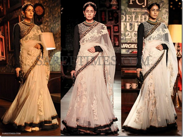 Sabyasachi_White_Saree