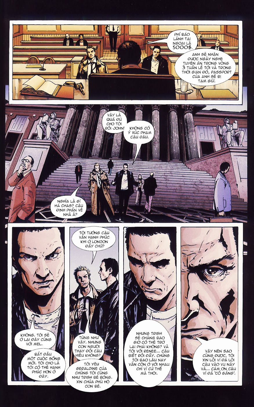 Constantine - All his engines chap 5 - Trang 4