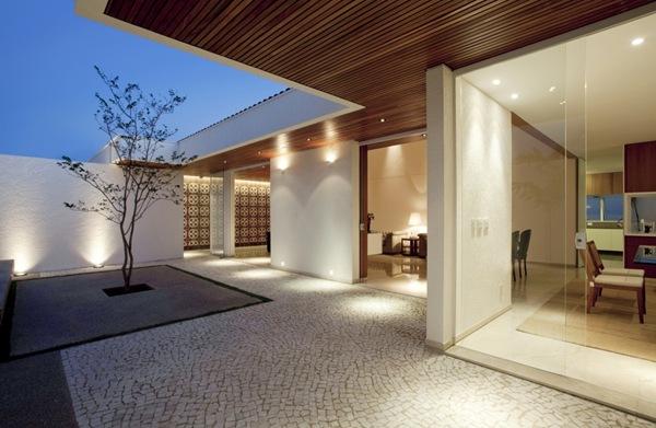 Casa moderna gedda mustafa bucar arquitetura