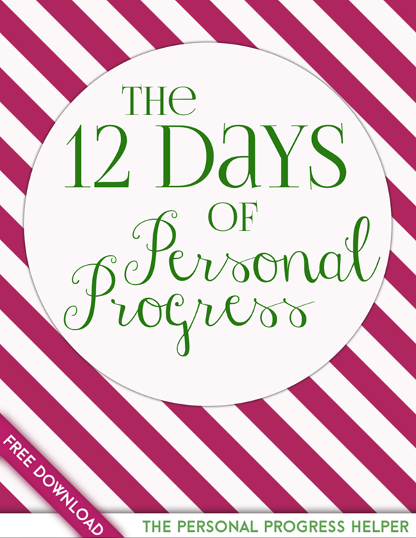 the-12-days-of-personal-progress