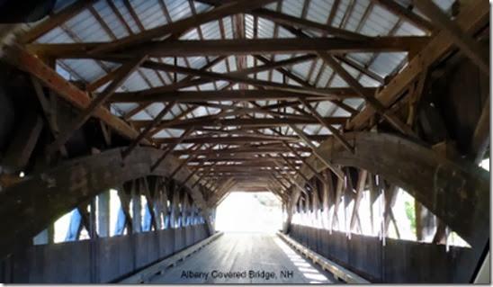 Albany Covered Bridge, NH