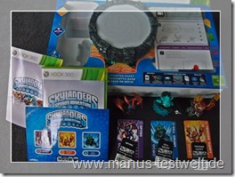 Skylanders Pack plus Transmitter