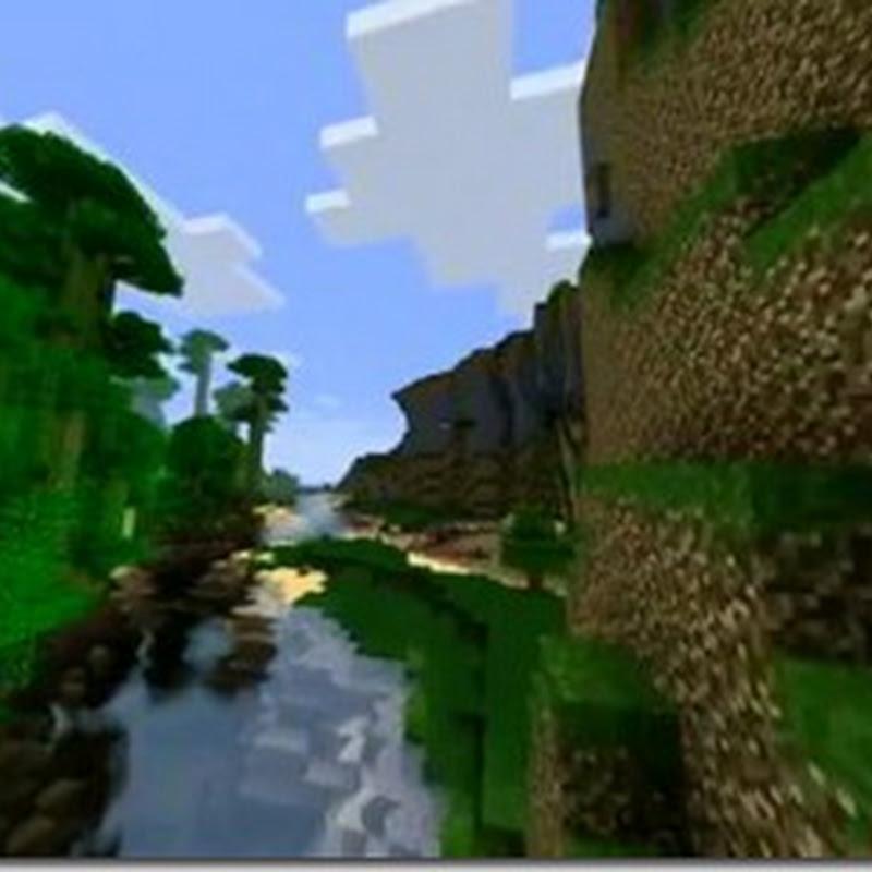 Minecraft 1.2.5 - Obicraft texture pack