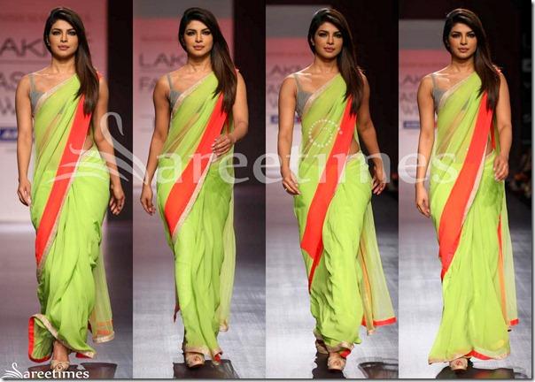Priyanka_Chopra_Manish_Malhotra_Saree
