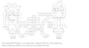 [AA]Miyauchi Renge & Ichijo Hotaru (Non Non Biyori)