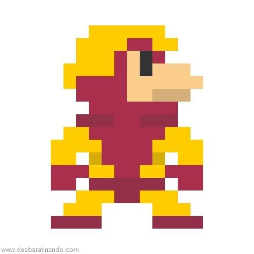 super herois e viloes em 8 bits x man (12)