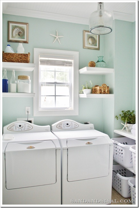 beach-laundry-room-makeover