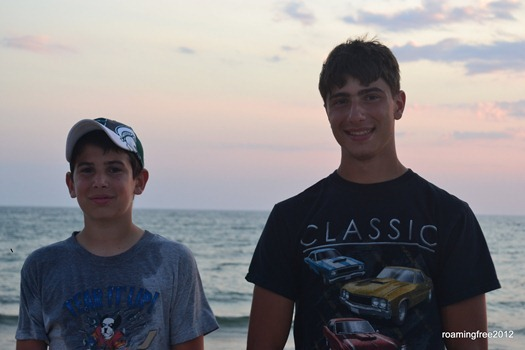 At the Beach-025
