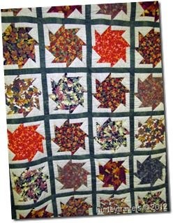 Brown County Fall Quilt
