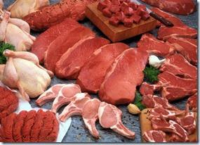 carnes e frangos