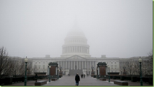 capital in a fog