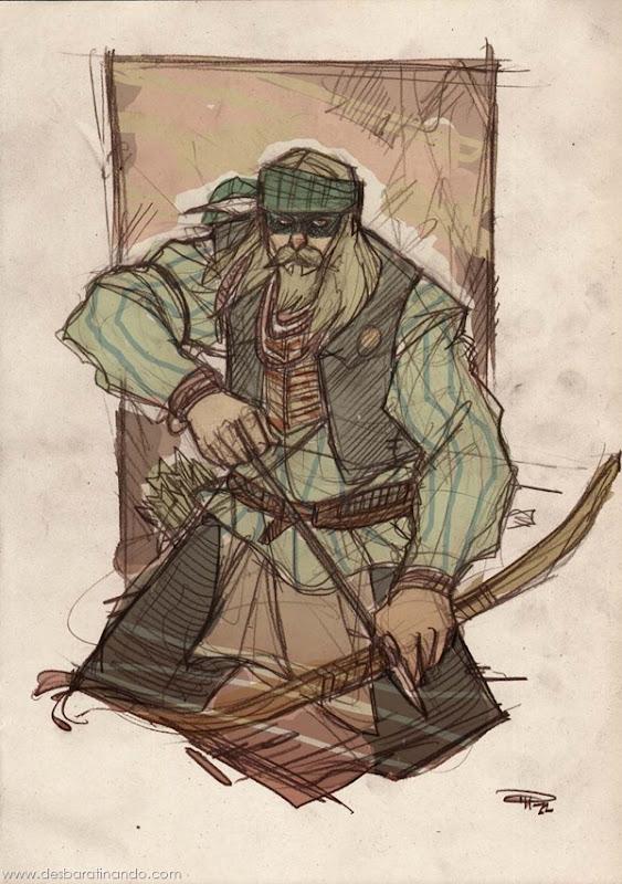 personagens-steampunk-DenisM79-desenhos-desbaratinando (12)