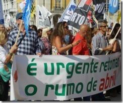 Greve direito dos trabalhadores. Dez.2012