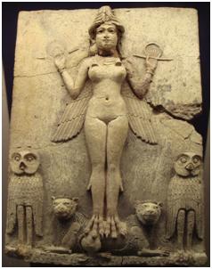 Lilith, Periodo de Isin Larsa y Babilonia