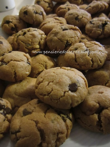 Flourless Peanut Butter Cookies 4