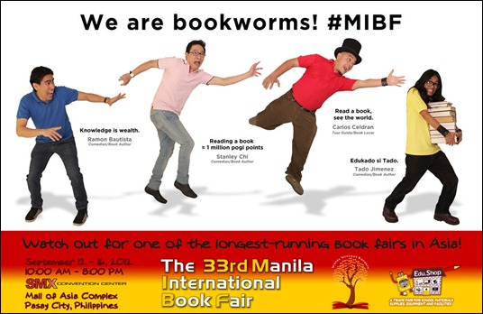 MIBF Bookworms