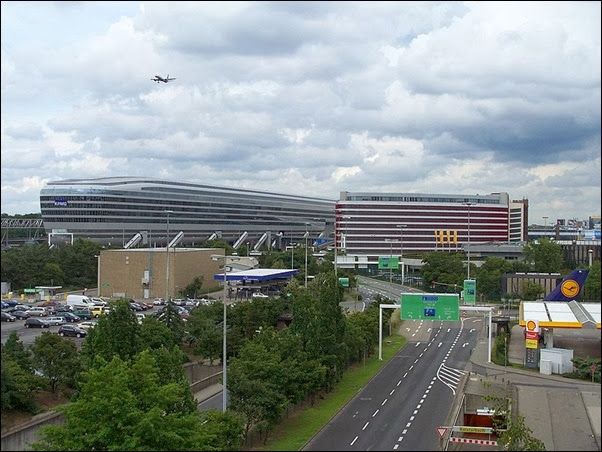 فرانكفورت مطار