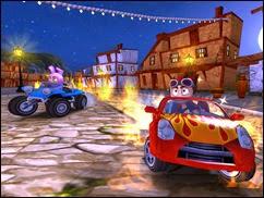 لعبة البيتش باجى Beach Buggy Racing للأيفون وأيباد - 3