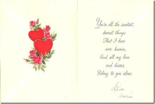 MILLER, Harold Leslie MILLER Holiday Card 002-B