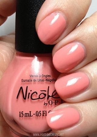 Nicole by OPI Selena