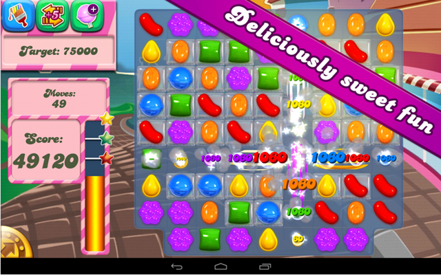 Download Candy Crush Saga V1.22.1 Apk Direct Link