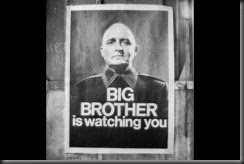 Big brother...or the internet