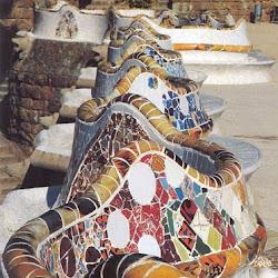55.- Gaudí. Parque Güell