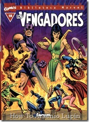 P00018 - Biblioteca Marvel - Avengers #18