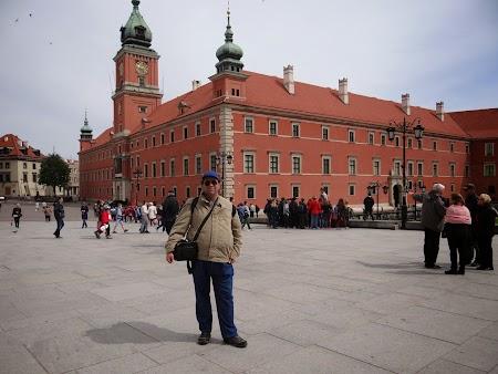 Obiective turistice Polonia: Palatul Regal din Varsovia
