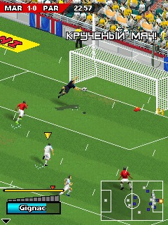 Descargar Real Football 2013 para celulares