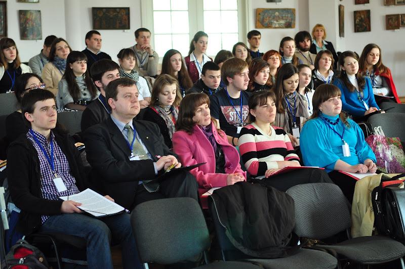 Всеукраїнська конференція «Духовна формація та моральне виховання молоді»
