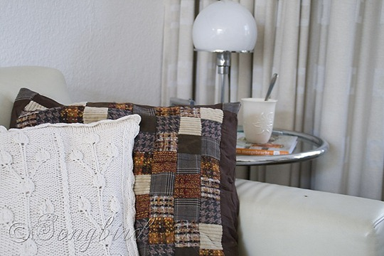 Fall Living Room Decoration Pillows