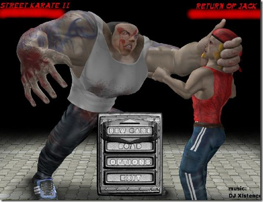 Street Karate II return of Jack free game (3)