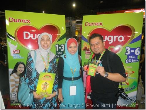 Majlis Pelancaran Dumex Dugro 5 Power Nutri 9-2