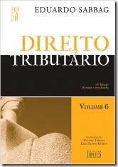 6 - Direito Tributário - Vol 6 - Coleção OAB - 1ª Fase - Eduardo Sabbag